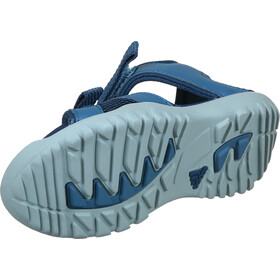 adidas TERREX Sandplay OD Sandalias Niños, blue/green